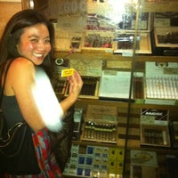 Photo taken at Cigar Bar & Grill by Niky on 5/5/2012