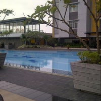 Photo taken at Swimming Pool by stephanie w. on 9/4/2012
