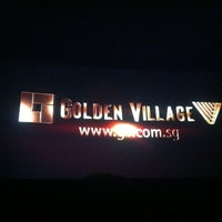 Photo taken at Golden Village by peter y. on 8/10/2012