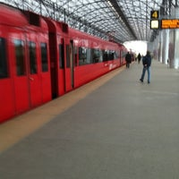 Photo taken at Аэроэкспресс Шереметьево (SVO) – Москва / Aeroexpress Sheremetyevo (SVO) to Moscow by Marusya on 10/12/2011