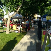 Photo taken at Ogden Historic 25Th Street Farmer's And Art Market by Lance S. on 8/20/2011