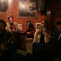 Photo taken at The James Joyce by Brian W. on 2/28/2011