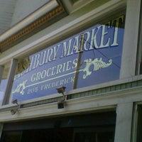 Photo taken at Ashbury Market by Erik H. on 5/12/2012