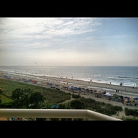 Photo taken at Shore Crest Vacation Villas by Lisa N. on 7/27/2012