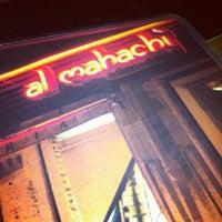 Photo taken at Al Mahachi by Thiago P. on 8/18/2012