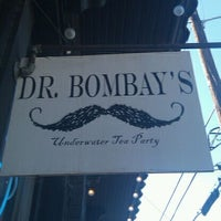 Photo taken at Dr. Bombay's Underwater Tea Party by S. Corey A. on 3/6/2012