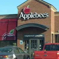 Photo taken at Applebee's by Rahsaan R. on 3/18/2012