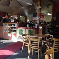 Photo taken at Bandon Coffee Café by Elaine S. on 10/27/2011