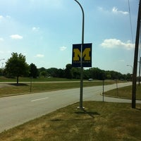 Photo taken at University of Michigan Dearborn by Michele V. on 7/21/2011