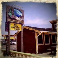 Photo taken at Mama Kwan's Tiki Bar & Grill by Adam on 6/18/2011