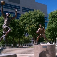 Photo taken at Vivint Smart Home Arena by Kevin N. on 8/26/2012