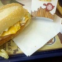 Photo taken at Burger King by Carlos G. on 9/8/2011