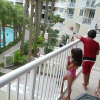 Photo taken at Lazy River @ Destin West Resort by Randy on 6/25/2012