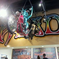 Photo taken at Freebirds World Burrito by Valerie S. on 10/29/2011