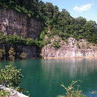 Photo taken at Norris Dam State Park by Abbey M. on 7/31/2011
