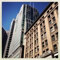 Photo taken at KPMG Building by Jen T. on 8/27/2012