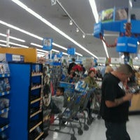 Photo taken at Walmart Supercenter by Shaunna W. on 11/26/2011