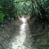 Photo taken at Trilha Bosque Dos Carvalhos - by Valeria Z. on 1/1/2012