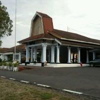 Photo taken at KANTOR BUPATI LOTIM by Marswandi P. on 10/10/2011