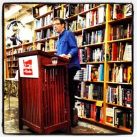 Photo taken at Powell's Books on Hawthorne by Mac P. on 6/1/2012