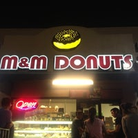 Photo taken at M&M Donuts by Jay 董. on 8/10/2012
