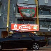 Photo taken at restoran acchies by praba _. on 5/8/2012