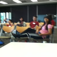 Photo taken at HCC Southeast College Felix Fraga Campus by Nancy C. on 6/5/2012