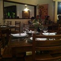Photo taken at DiVino Restaurante by Jose Geraldo P. on 5/13/2012