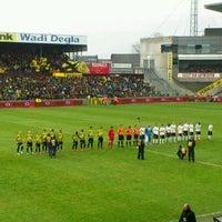Photo taken at Herman Vanderpoortenstadion   Het Lisp by Edgar M. on 4/9/2012