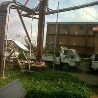 Photo taken at MiTV by Olasoji O. on 9/23/2011