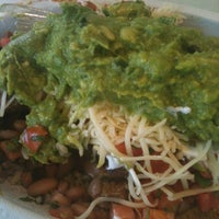 Photo taken at Chipotle Mexican Grill by Elan B. on 8/14/2012