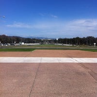 Photo taken at Field Marshal Sir Thomas Blamey Square by Steve H. on 9/27/2011