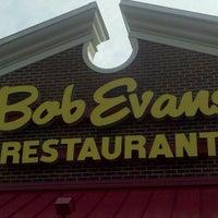 Photo taken at Bob Evans Restaurant by Sonya M. on 9/30/2011