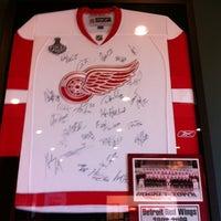 Photo taken at Jet's Pizza by Matt S. on 9/17/2011