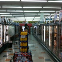 Photo taken at Superior Grocers by LT X. on 12/16/2011