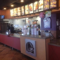 Photo taken at Taco Bell by 'Bud H. on 3/11/2012