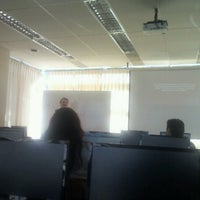 Photo taken at Diplomado Comunicación y Marketing Digital by Cristián S. on 8/18/2012