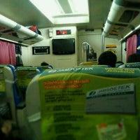 Photo taken at KA Taksaka Malam by Damar S. on 11/18/2011