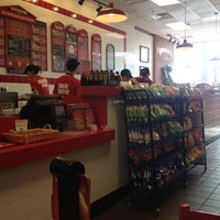 Photo taken at Firehouse Subs by ian m. on 1/31/2012