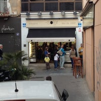 Photo taken at Can Soler Gelateria by InKiLiNo K. on 3/11/2012