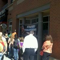 Photo taken at Jimmy John's by Dana P. on 9/22/2011