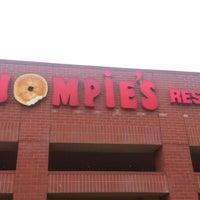 Photo taken at Chompie's Deli by Rosario S. on 9/7/2012