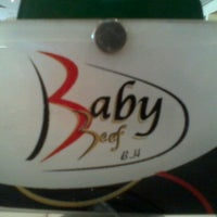 Photo taken at Baby Beef by Henrique A. on 8/25/2012