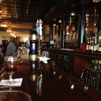 Photo taken at Half Moon Saloon by Robert on 2/17/2012