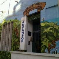Photo taken at ASPANSOR Asociacion de Padres de Niños Sordos by Federico d. on 1/31/2012