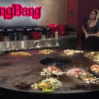 Photo taken at BangBang Mongolian Grill by Brian T on 8/25/2012