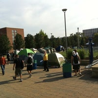 Photo taken at Mountainlair Plaza by Steven S. on 9/22/2011