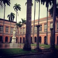 Photo taken at Arquivo Nacional by Bia D. on 3/29/2012