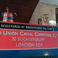 Photo taken at London Canal Museum by Susanne H. on 9/1/2012