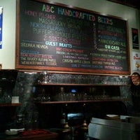 Photo taken at Amherst Brewing Company by Sleepless W. on 9/18/2011